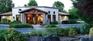 Dental office exterior building in McMinnville and Yamhill County