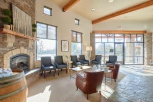 Dental waiting room McMinnville and Yamhill County