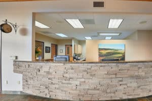 Dental waiting room in McMinnville and Yamhill County