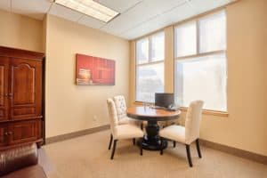 Dental waiting room in McMinnville & Yamhill County