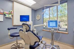 Dental chair in McMinnville & Yamhill County